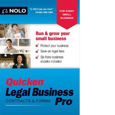 Quicken Legal Business Pro Shopping & Trial