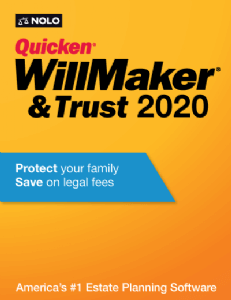 Quicken WillMaker Plus Info sur l'escompte