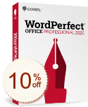 WordPerfect Office Professional Discount Coupon
