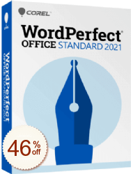 WordPerfect Office Standard de remise