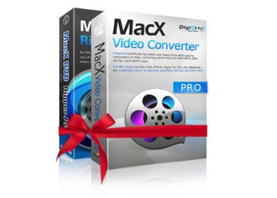MacX DVD Video Converter Pro Pack Info sur l'escompte