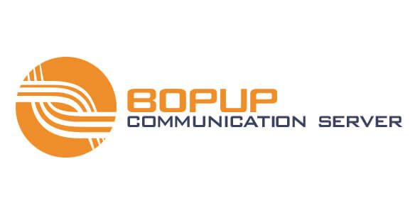 Bopup Communication Server Boxshot