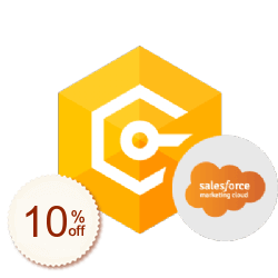 dotConnect for Salesforce Marketing Cloud Discount Coupon