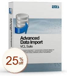 EMS Advanced Data Import VCL Discount Deal
