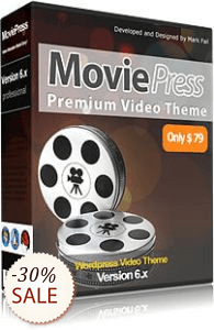 PremiumPress Video Theme Discount Coupon