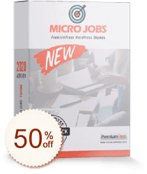 PremiumPress Micro Jobs Theme Discount Coupon