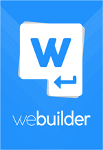 WeBuilder Shopping & Trial