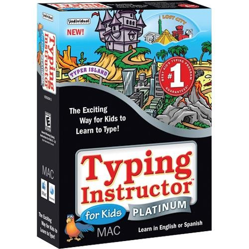 Typing Instructor for Kids Platinum for Mac promo code