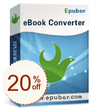 Epubor eBook Converter Discount Coupon