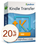 Epubor Kindle Transfer Discount Coupon
