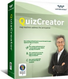 Wondershare QuizCreator Discount Coupon