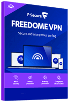 F-Secure Freedome VPN promo code