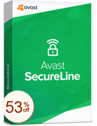 Avast SecureLine VPN de remise