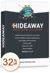HideAway VPN Discount Coupon