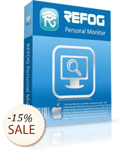 REFOG Personal Monitor pour MAC Shopping & Trial