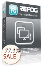 REFOG Terminal Monitor Discount Coupon