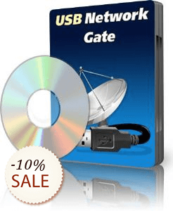 USB Network Gate for Mac Shopping & Trial