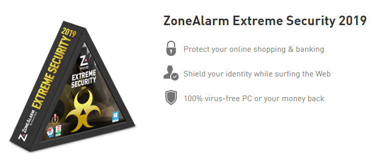 ZoneAlarm Extreme Security Feature