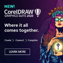CorelDRAW Graphics Suite Shopping & Trial
