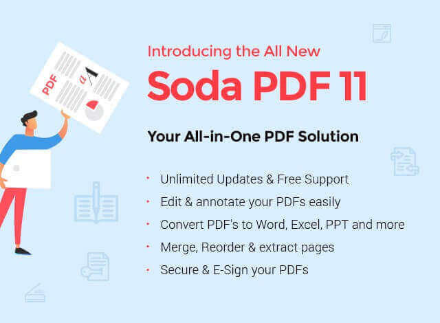 Soda PDF Anywhere de remise