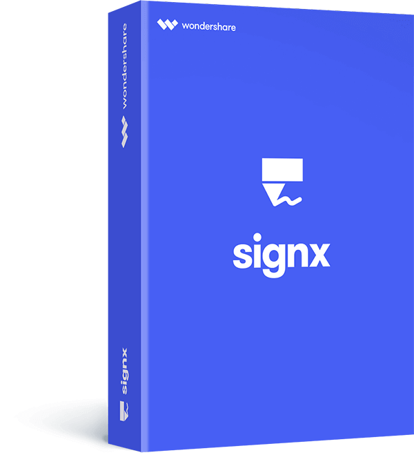 Wondershare SignX Discount Coupon