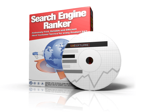 GSA Search Engine Ranker de remise