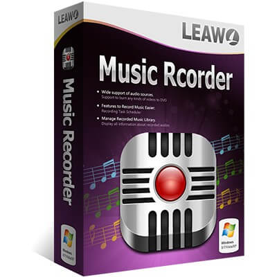 Leawo Music Recorder de remise