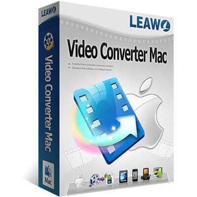Leawo Video Converter for Mac Discount Coupon