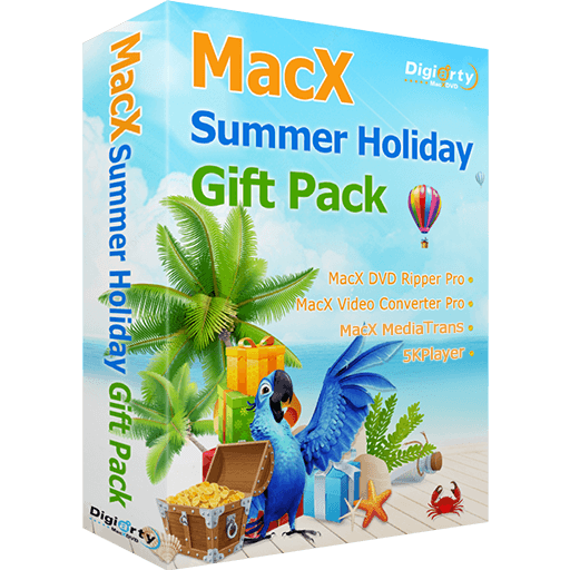 MacX Summer Holiday Gift Pack Info sur l'escompte