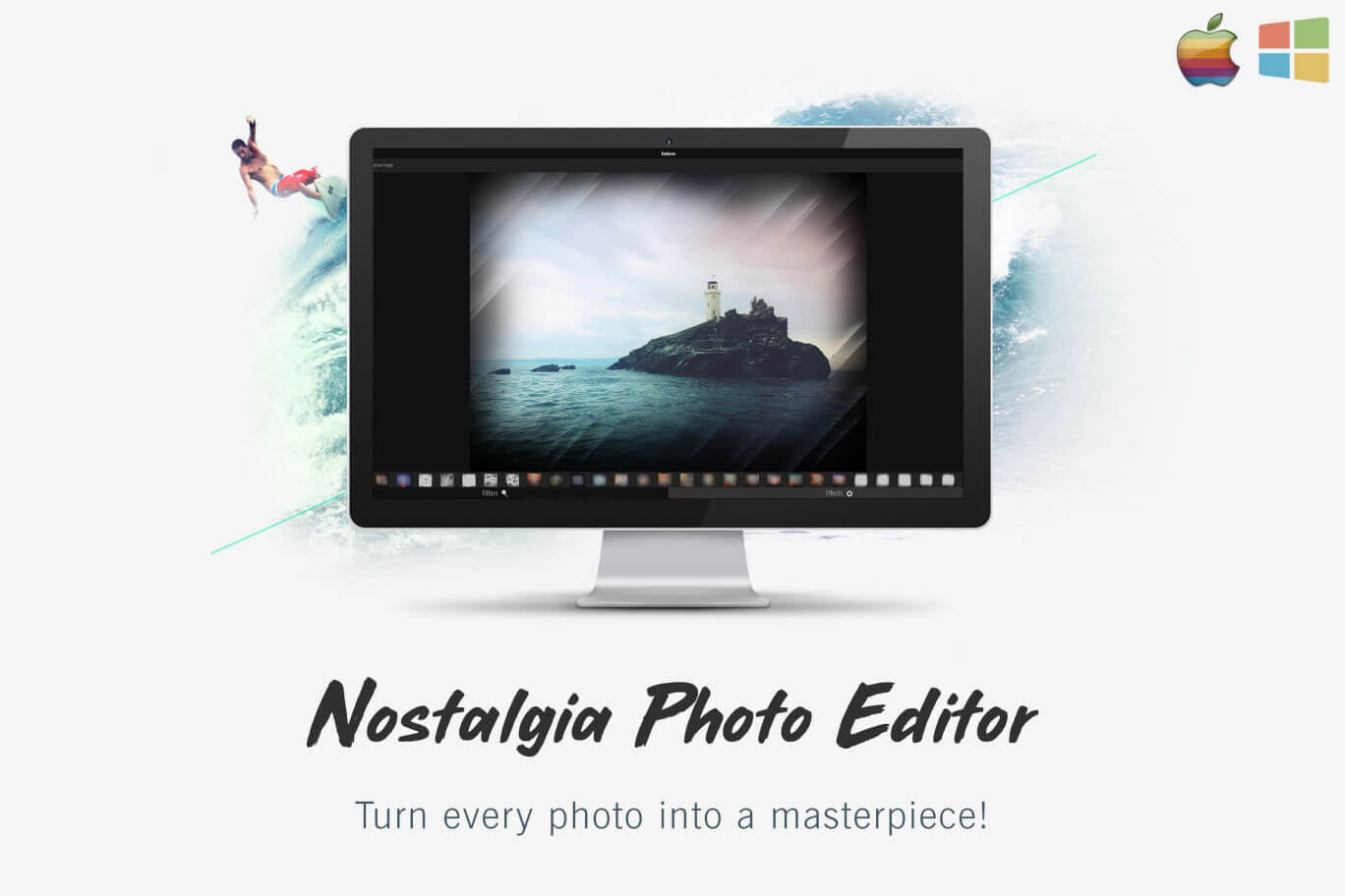 Nostalgia Photo Editor Boxshot