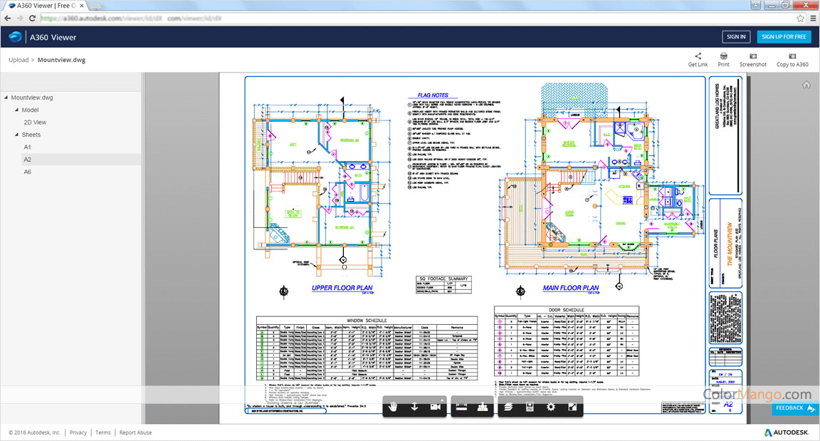 AutoCAD LT Screenshot