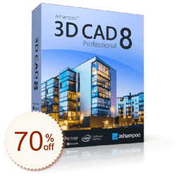 Ashampoo 3D CAD Professional Discount Coupon