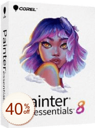 Corel Painter Essentials de remise