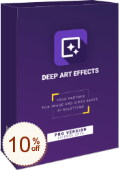 Deep Art Effects Pro Discount Coupon