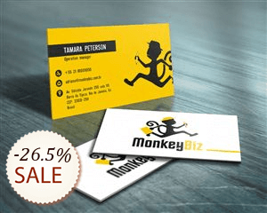DesignCrowd Business Card Design Discount Coupon