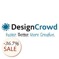 DesignCrowd Logo Design Shopping & Trial
