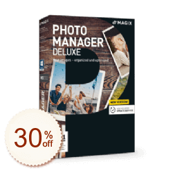 MAGIX Photo Manager Deluxe Discount Coupon