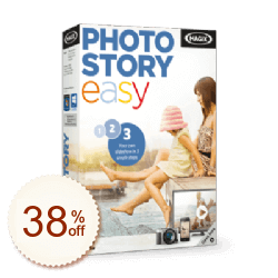 MAGIX Photostory easy Discount Coupon