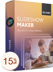 Movavi Slideshow Maker Discount Coupon