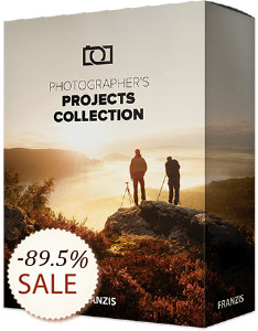 Photographer's Projects Collection Discount Coupon