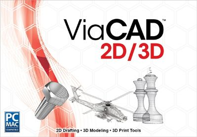 Punch! ViaCAD 2D/3D Shopping & Trial