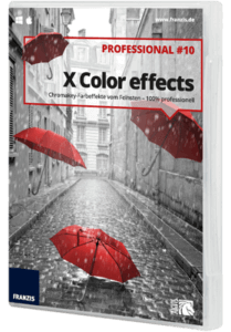X Color effects Discount Coupon