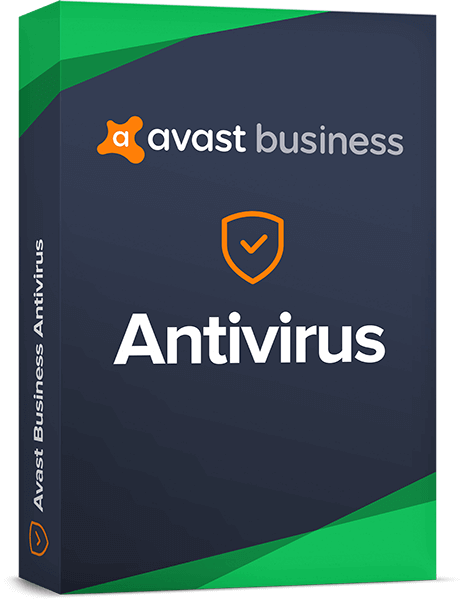 Avast Business Antivirus Boxshot