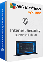 AVG Internet Security Business Edition Boxshot