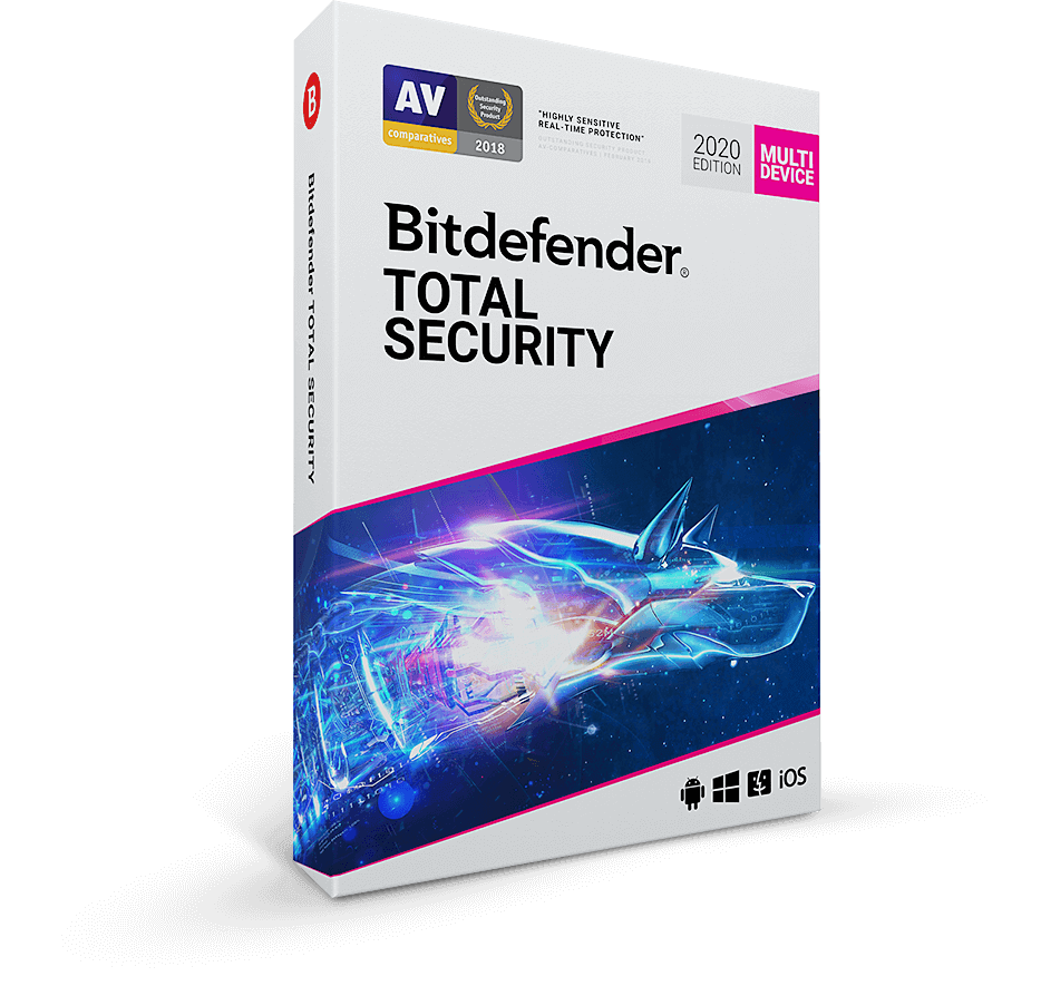 BitDefender Total Security Discount Coupon