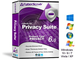CyberScrub Privacy Suite promo code