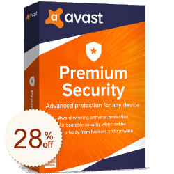 Avast Premium Security Discount Coupon