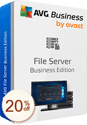 AVG File Server Business Edition Discount Coupon