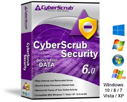 CyberScrub Security Discount Coupon