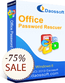 Daossoft Office Password Rescuer Discount Coupon